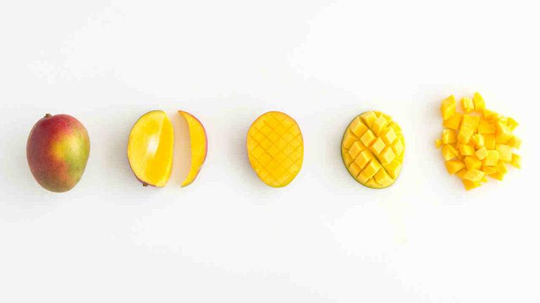 formas originales de cortar el mango